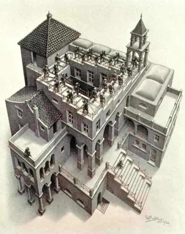 Escher-kép